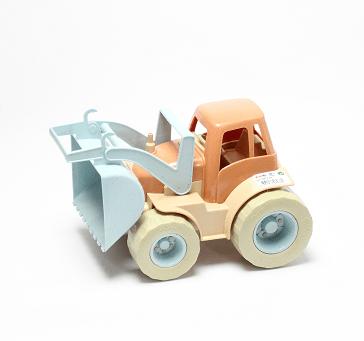 tractor met schepbak