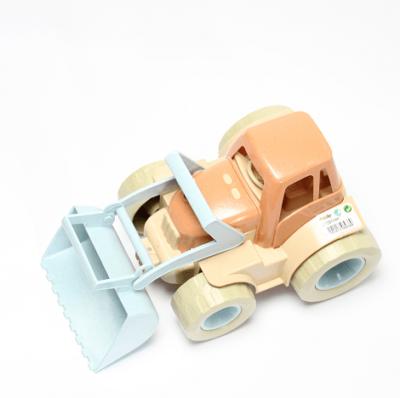 speelgoed tractor boven