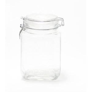 bewaarpot glas 1200ml