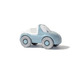 speelauto blauw Dantoy