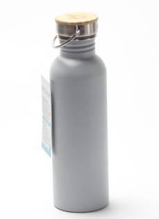 drinkfles grijs
