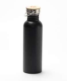 drinkfles zwart