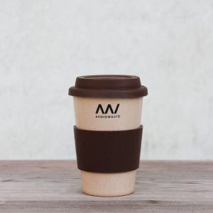 koffiebeker Bruin