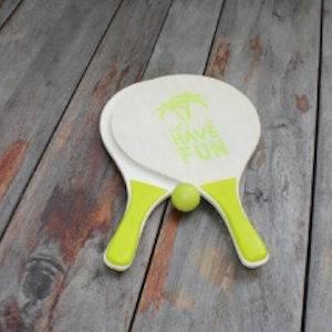 Strand racket groen