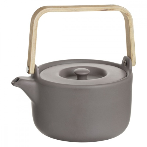 Theepot 80cl taupe