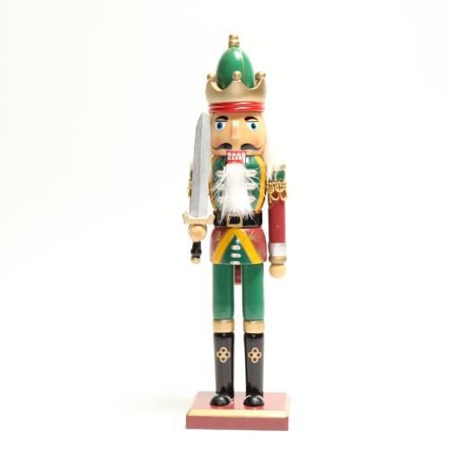 kerst notenkraker zwaard 18 cm